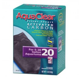 CARBON AquaClear 20