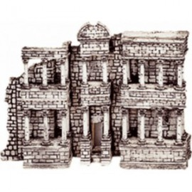 Biblioteca en ruinas ref.6606
