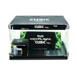 Acuario CUBIC Led kit 13 lts.
