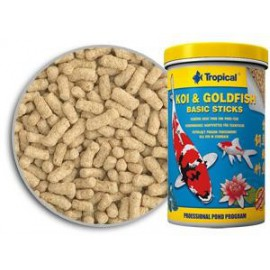 KOI - GOLDFISH sticks 1000ml.