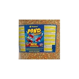 Tropical Pond-pellets Mix. 130 gr.
