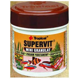 Tropical supervit Mini-granulat 35 gr.
