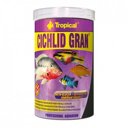 Tropical cichlid gran 300 ml