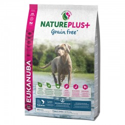 Eukanuba Nature Plus Grain Free Puppy Junior