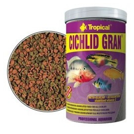 Tropical cichlid gran 100 ml